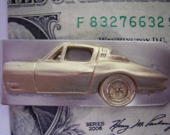 1964 Corvette Money Clip