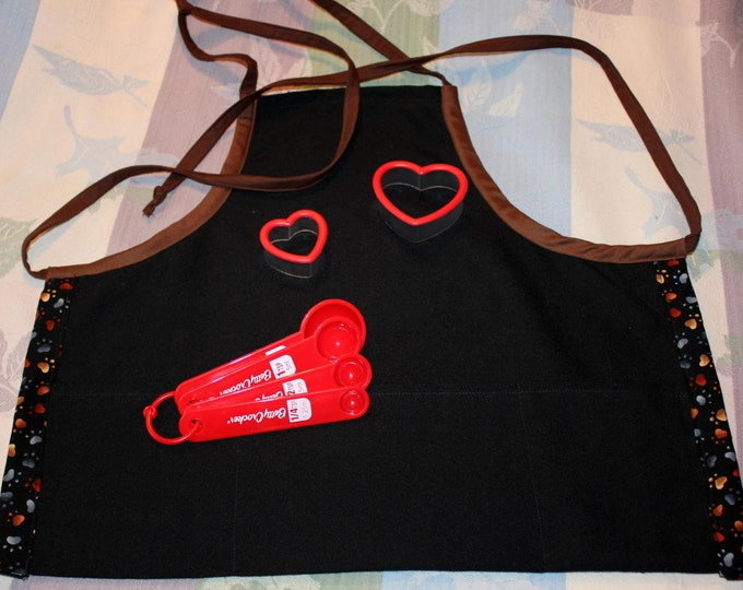 Toddler Daddy's Helper Tool Apron. Little Chef Child's Denim Apron. Tools included. Kids Egg Gathering Adjustable Apron I Can Help Do It