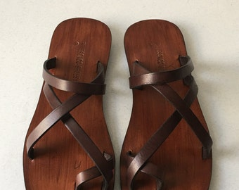 Handmade Leather Sandals for Men