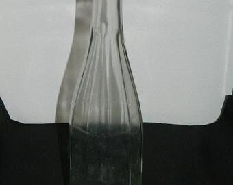 Old bottle. old french BOTTLE