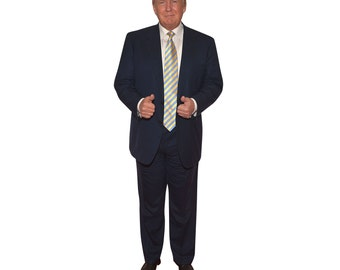 Donald Trump Cardboard cutout life size stand up: 2016 for President SU-2213