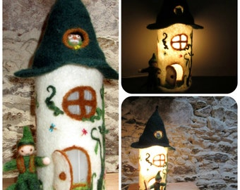 Bedside light, night light for children