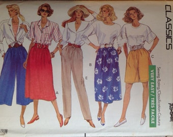 Butterick 4137 Sewing Pattern (Vintage) UNCUT