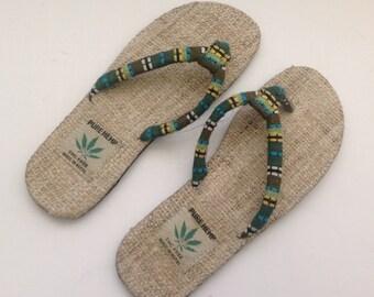 Pure Hemp 100% THC Free Sandal