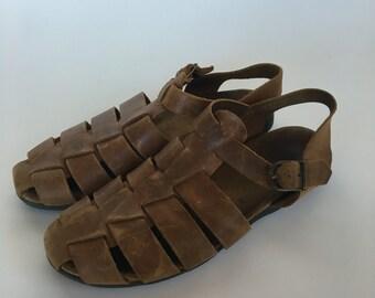 Rockport Leather Vintage Women's sandals size 7.5