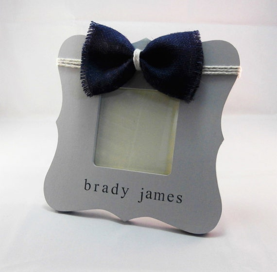 Baby Boy Gifts With Name : Personalized baby boy gifts birth gift newborn navy and