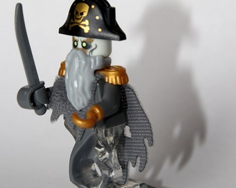 CUSTOM Lego Pirate Ghost!