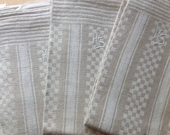 Hungarian vintage tea towels