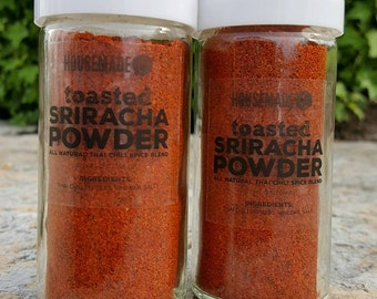 Toasted Sriracha Powder by HouseMade