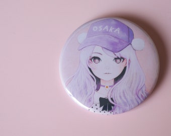Ricehime badge
