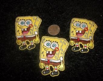 Sponge Bob Applique