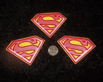 Super Girl Logo Patch