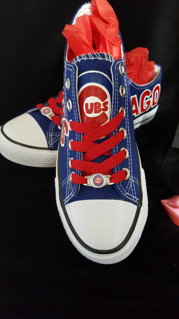 custom chicago cubs baseball fan canvas by