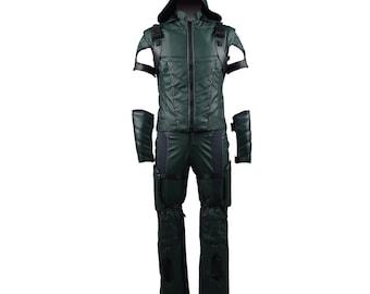 Green Arrow Cosplay Costume