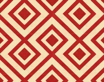 La Fiorentina, Color Red 2430-GWF.19, By David Hicks For Lee Jofa Fabrics