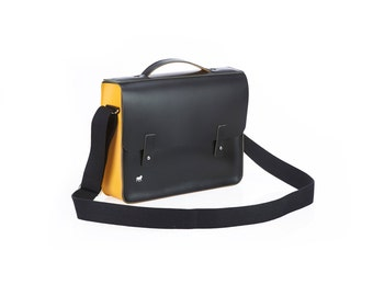 On Sale!! Bantham Leather Satchel Shoulder bag