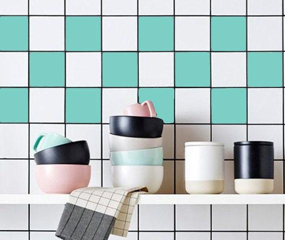 tile stickers vinyl decals for floor wall tile waterproof