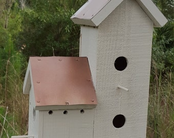 3 Bedroom Bird House