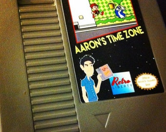 Aaron's Time Zone for NES