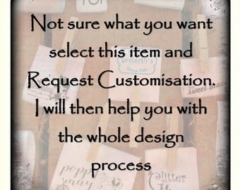 Custom Label Request CE, EN71/3 Approved