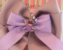 Store Closing! Monster's Inc Boo Girls' Hair Bow