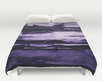 I Watched The Paint Dry  Duvet Cover Double/Full-Queen-King