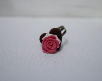 """Ring heart """"rose"""""""