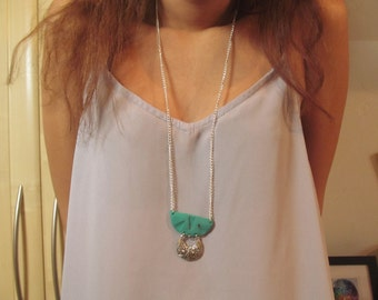 Tribal Treasure Necklace