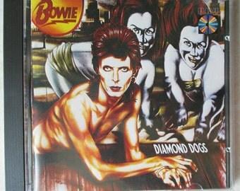 Rare! David Bowie Diamond Dogs Germany CD original PD83889 1981 RCA #bowie #DAVIDBOWIE