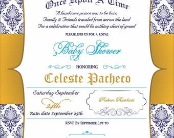 100 personalised baby shower invitations wedding programs menu scrolls