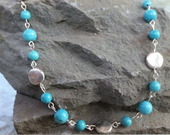 turquoise neecklace