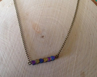 Little hearts necklace