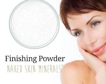 Naked Skin Mineral Makeup Finishing Powder 20ml (6g) by NCinc.