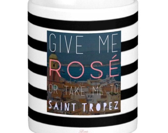 Rosé St. Tropez Coffee Mug