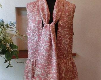 kawaii kimono remake tunic
