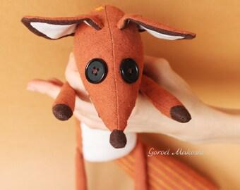 Fox - The Little Prince - Le Petit Prince