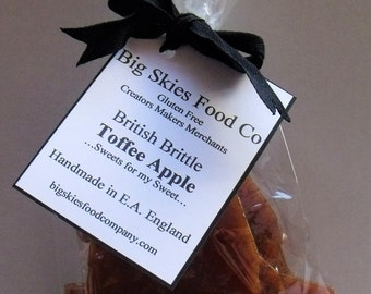 Toffee Apple Brittle
