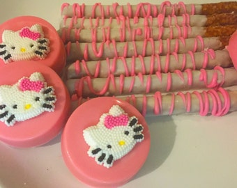 Hello Kitty Inspired Party Bundle