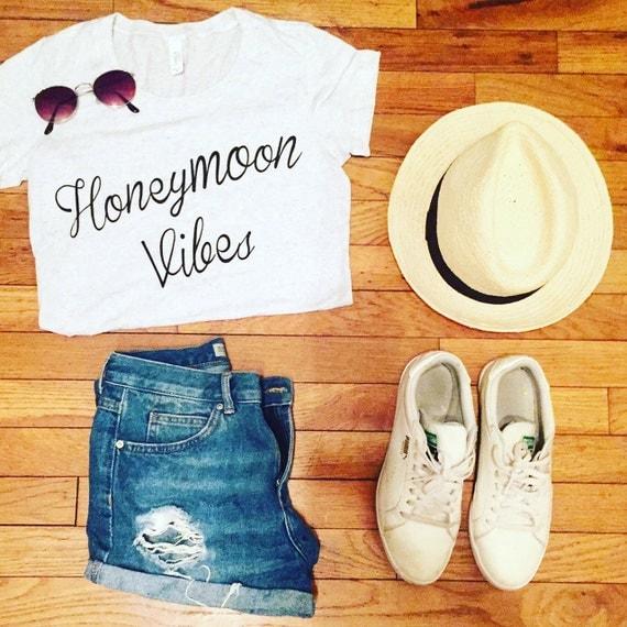 Honeymoon Vibes T-shirt
