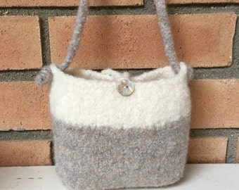 Little Wool Felted Bag