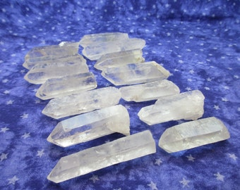 Natural Raw Quartz Crystal Points