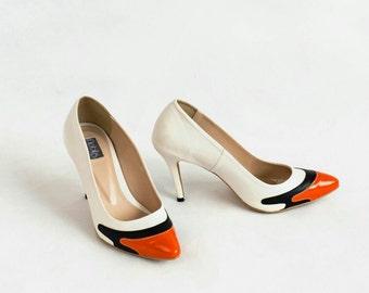 Swan Heels