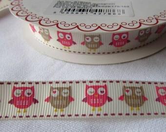 Owl Ribbon