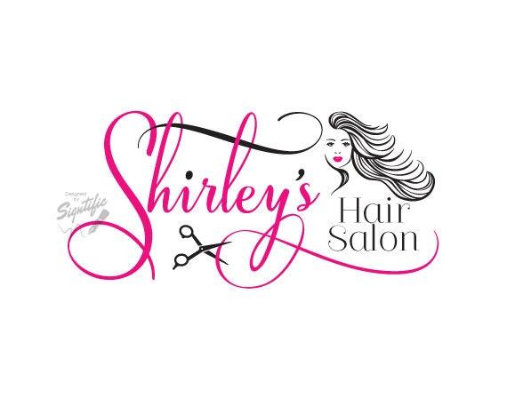 Free Hair Extension Logo Creator Design Your Own Logo Now!