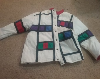 A Great Puff Jacket...Will fit up To Size 18...