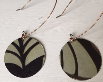TAP branches earrings