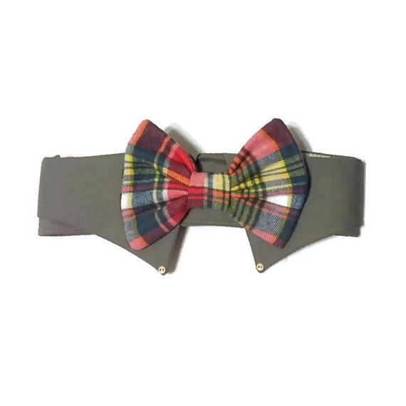 Chattanooga Shirt Collar Bow Tie Set