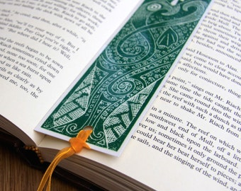 From the Deep - large bookmark