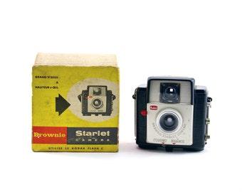 Vintage camera Kodak Brownie Starlet