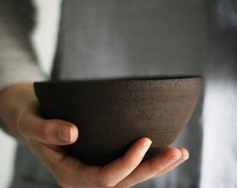 Ceramic Bowl Pure No. 1 , Earth Collection, by JULY®